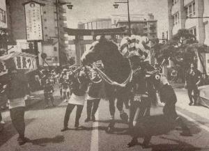飾馬慶徳会 [藤崎宮秋季例大祭]