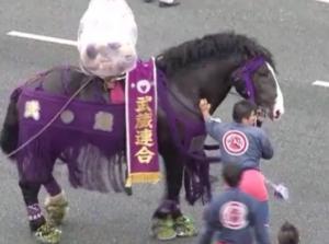 武蔵連合会 [藤崎宮秋季例大祭]