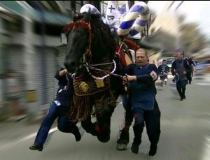 馬追よ組會 [藤崎宮秋季例大祭]