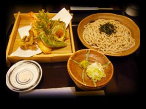 平山温泉 月の家(10割蕎麦)|お食事処 月の家