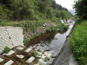 阿蘇古恵川砂防災害復旧工事(24年度発生)