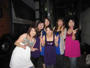 V-zone | 熊本の熟女ガールズロックバンド