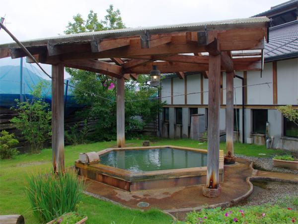 なごみ温泉 やすらぎの湯|かけ流し天然温泉