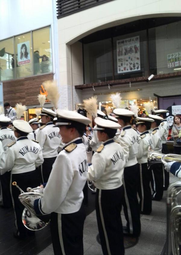 熊本工業高校吹奏楽FAN