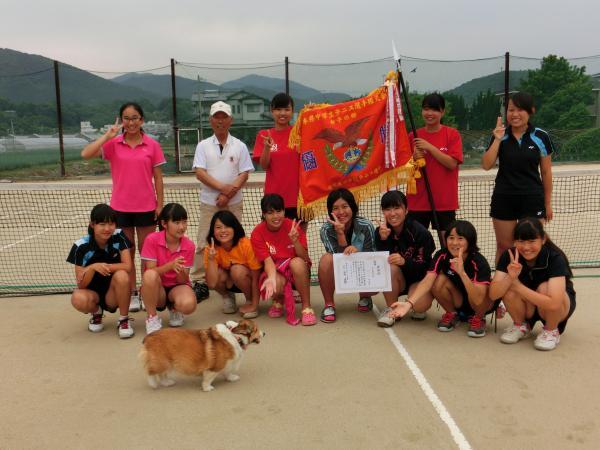 飽田中学校 女子テニス部を応援する会