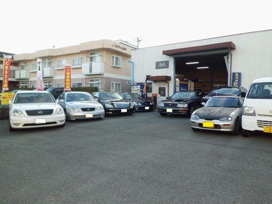 Garage AXIA [ガレージ アクシア]
