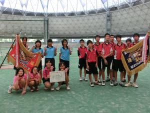 パッシングテニスクラブ [passing tennis club]