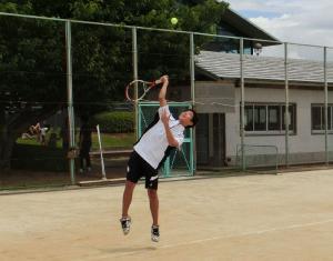 飽田中 男子テニス部を応援する会